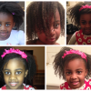 Kids Natural Hairstyles - How Jasmine Has Been Wearing Her Hair