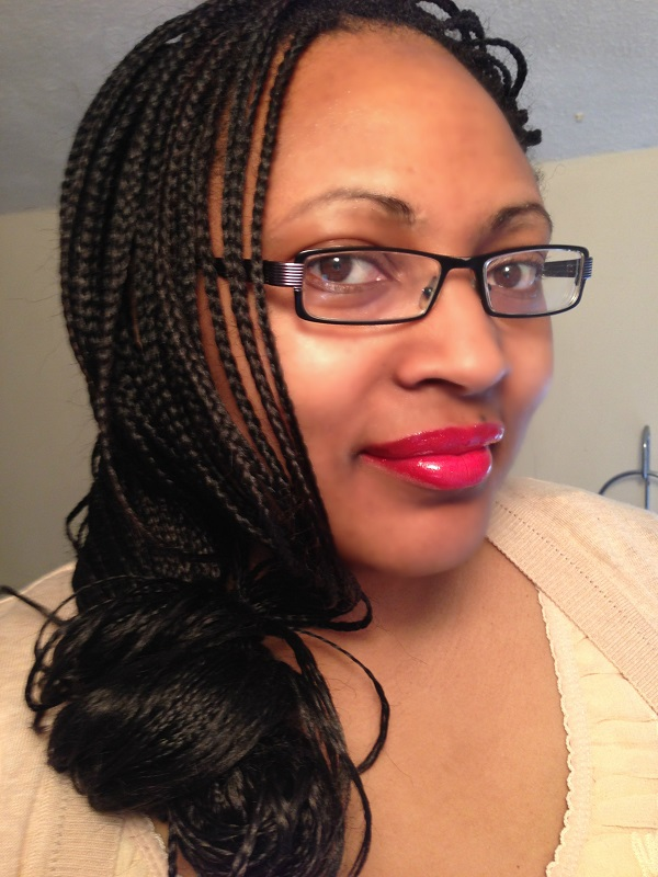 Alma box braids