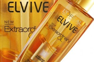 New Oil Addition To My Regimen – l'Oreal Elvive Extraordinary Oil